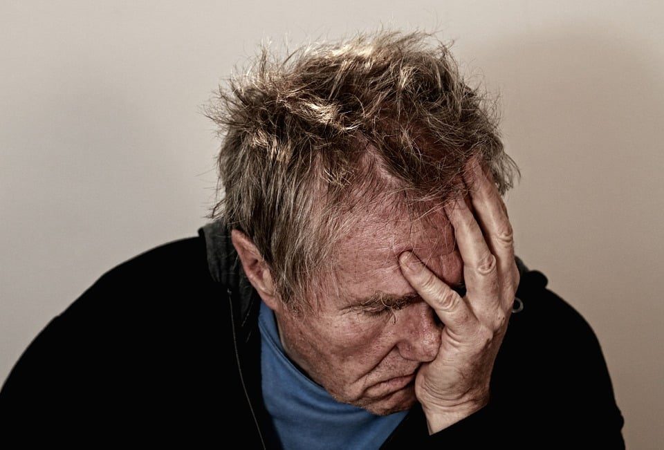 Home care checks for depression in patients
