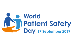 Banner image of WHO's World Patient Safety Day