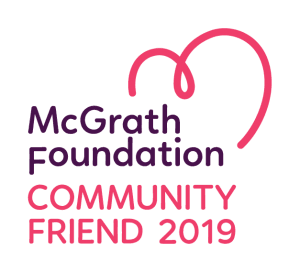 McGrath Foundation Community Friend